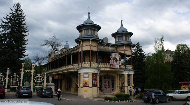 Кофейня Гукасова Пятигорск