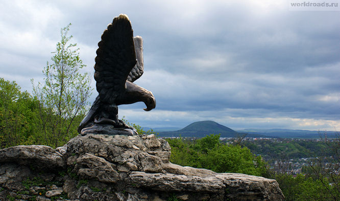 орёл пятигорск фото