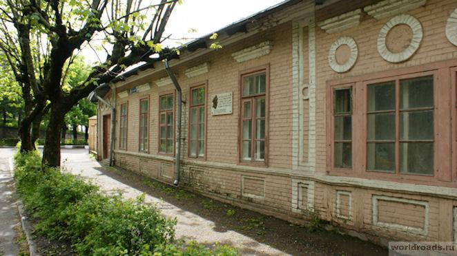 Подворье Карпова в Железноводске