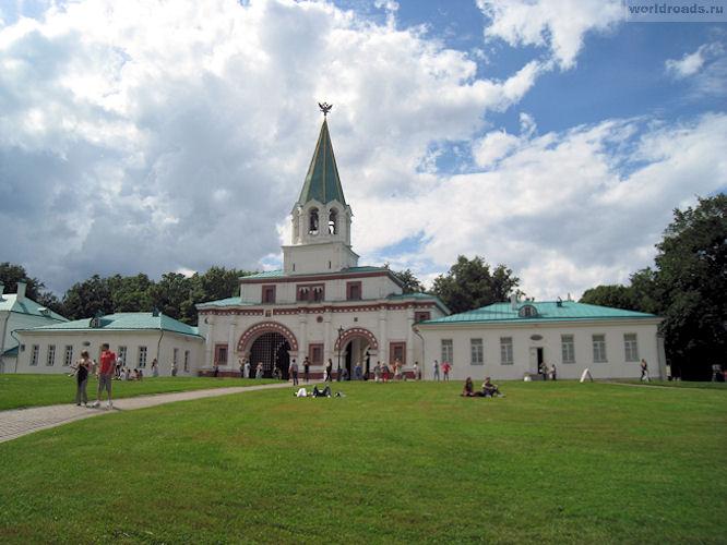 Коломенское Полковничьи палаты