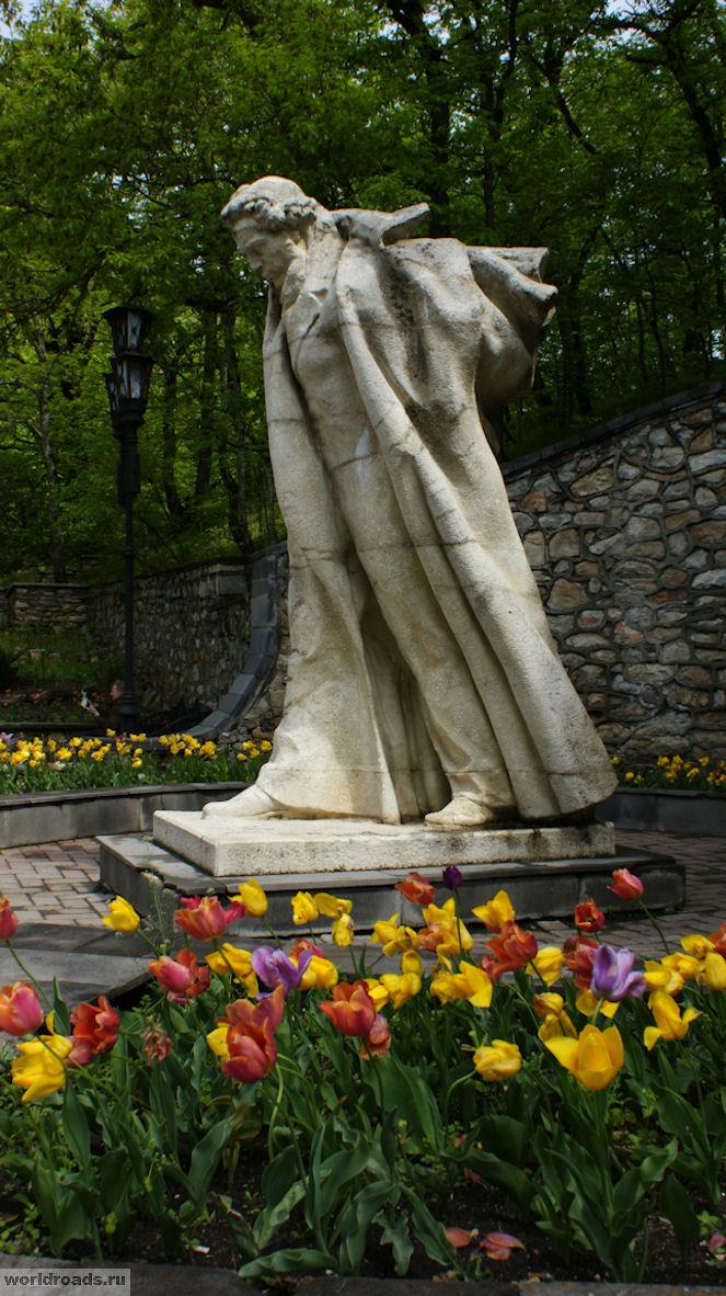 Памятник Пушкину Железноводск