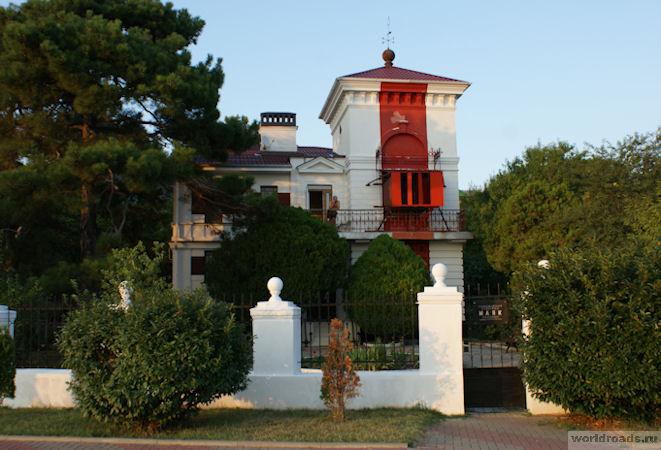 Геленджик маяк