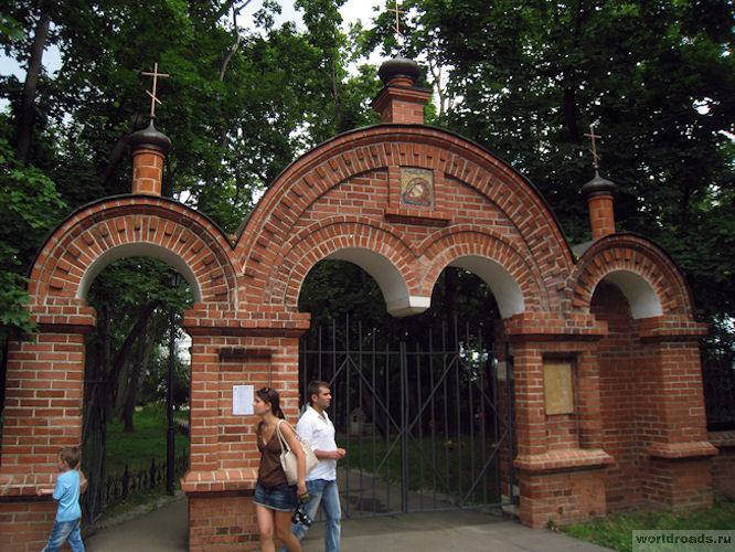 Коломенское Церковь Усекновения