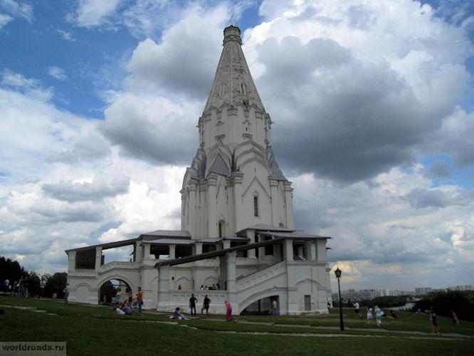 Коломенское Вознесенская церковь