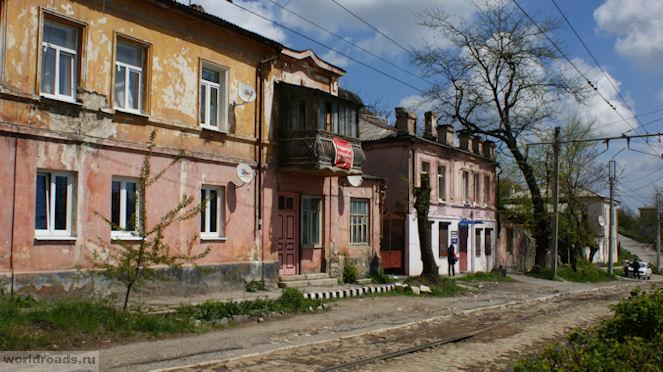 Пятигорск улица Теплосерная
