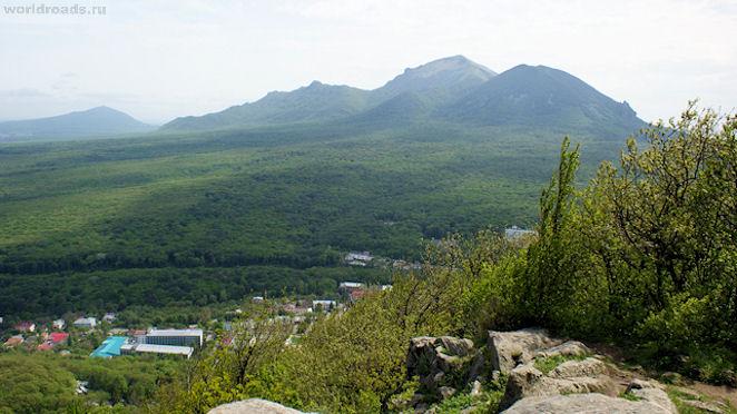 Гора Железная Железноводск