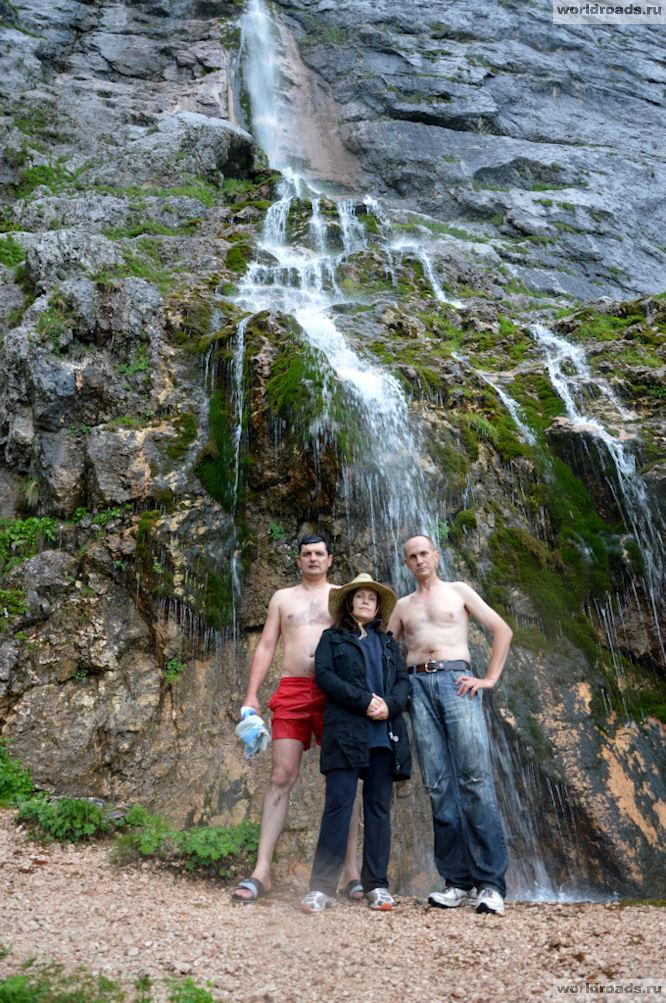 Пшехский водопад
