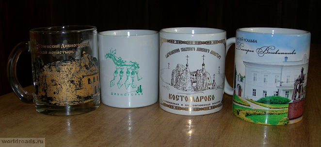 Кружки из Воронежа