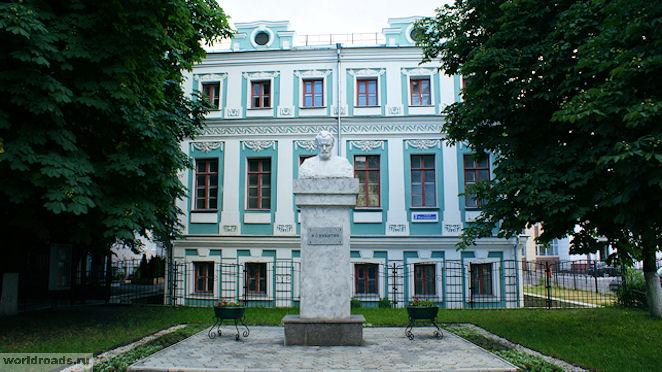 Воронеж, Плехановская 3