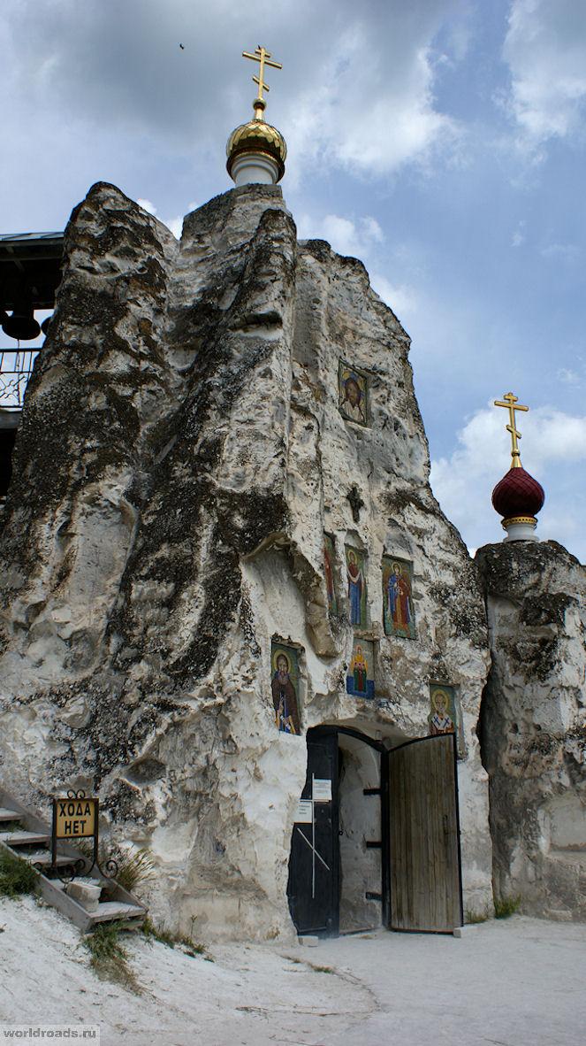 Спасский собор в Костомарово