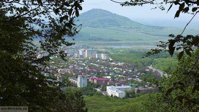 Гора Бык Железноводск