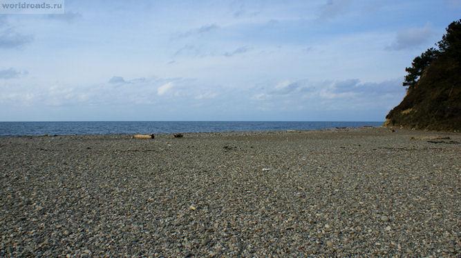 Пляж Прасковеевки