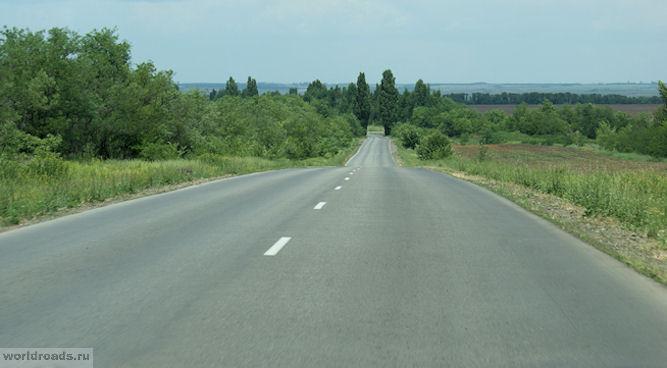 Дорога на Садки