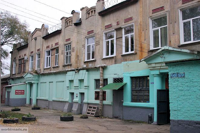 Каменск в фильме Тихий Дон