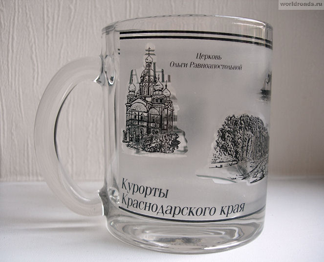 Сувениры из Ольгинки