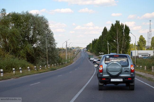 Дорога до Жирновска