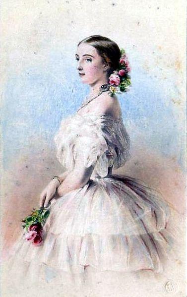 Великая княгиня Ольга Фёдоровна