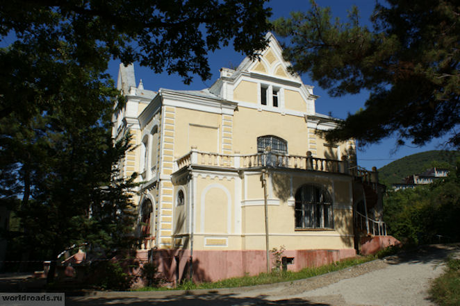 Ольгинка дача Генерала Соколова