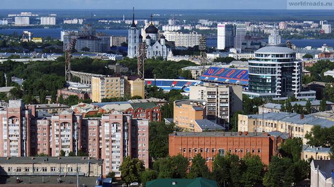Благовещенский собор Воронеж