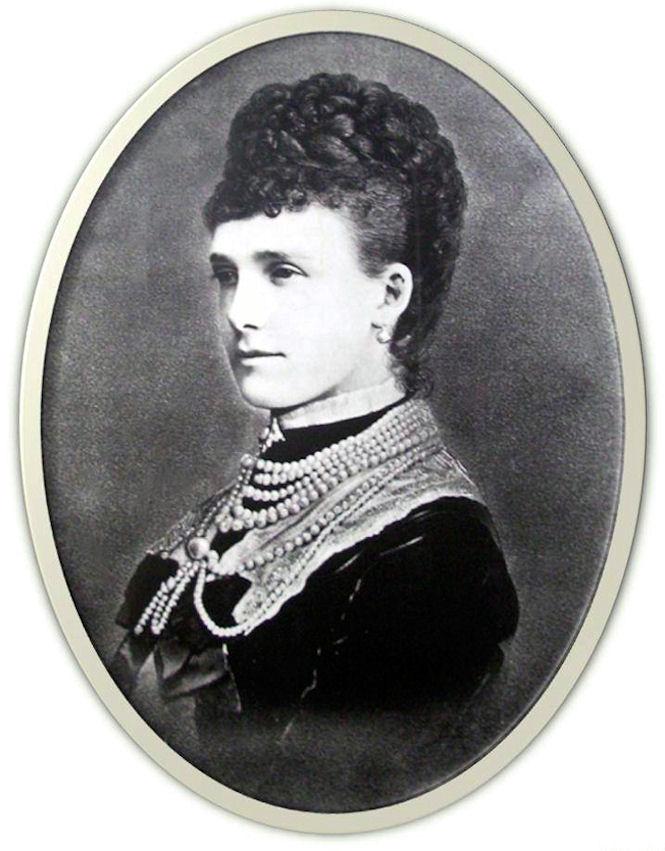 Евгения Ольденбургская
