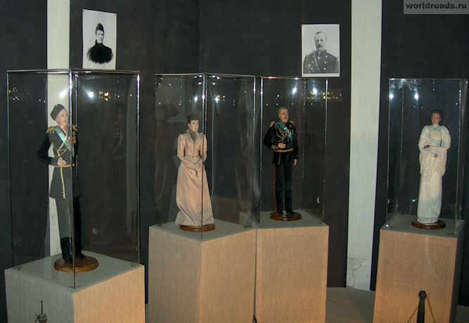 Куклы Ольденбургских