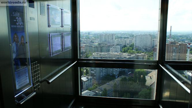 Лифт небоскрёба