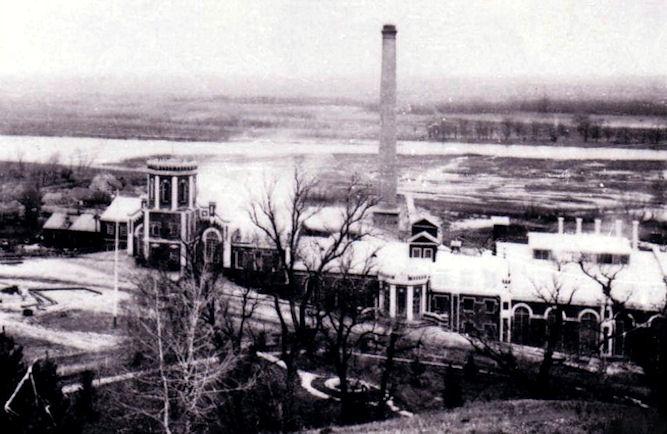 Рамонский сахарный завод