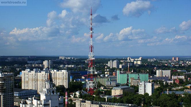 Воронежская телевышка