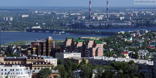 ВОГРЭСсовский мост