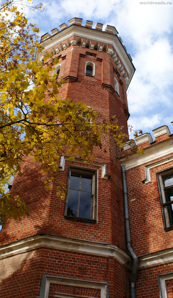 Замок принцессы Ольденбургской в Рамони