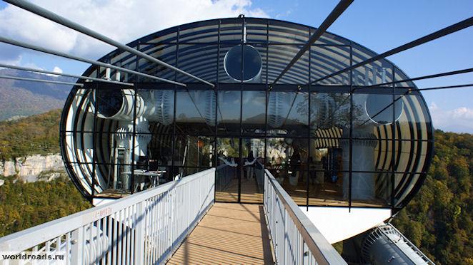 Скайпарк в Сочи