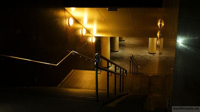 Подземный переход Сочи
