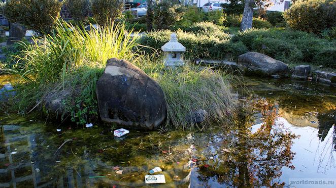 Японский садик в Сочи