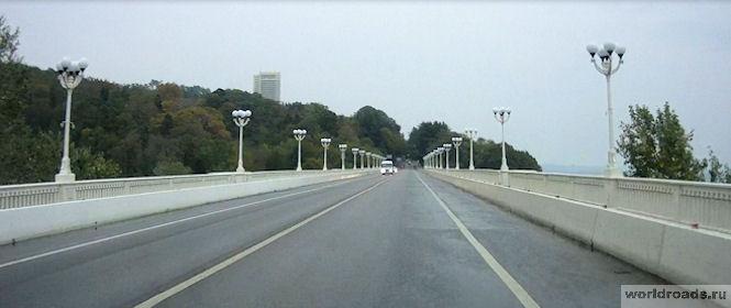 Мост по дороге на Адлер
