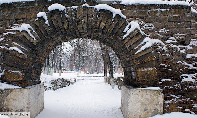 Александровский сад Новочеркасск