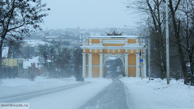 Триумфальная арка Новочеркасска