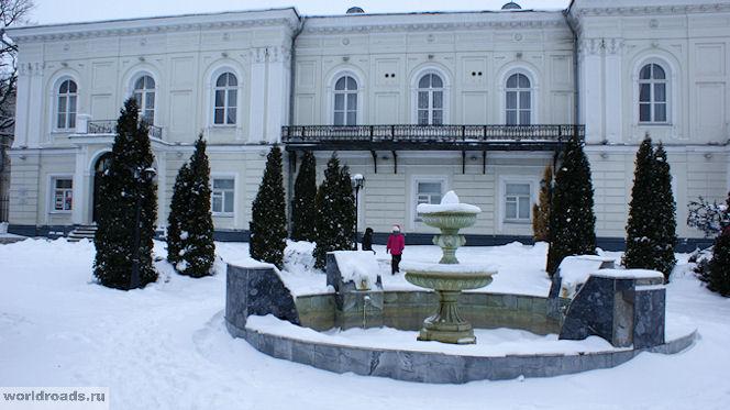 Атаманский дворец в Новочеркасске