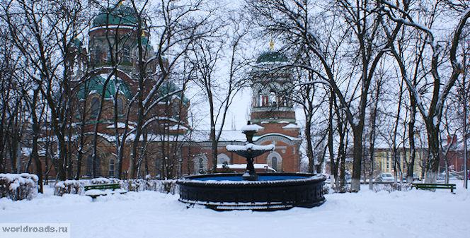 Храм Святого Александра Невского Новочеркасск