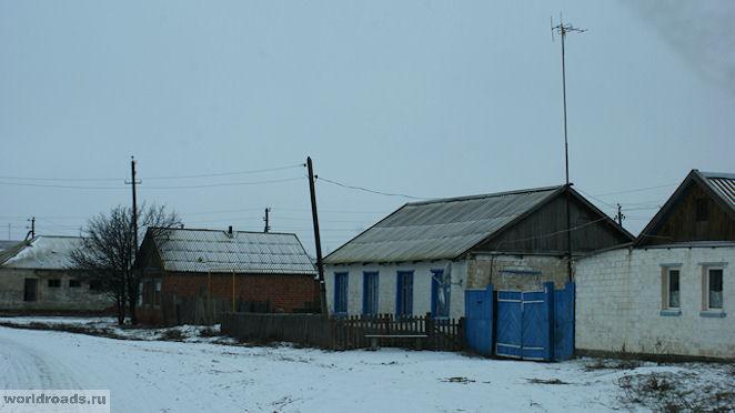 Посёлок Кировский Сарпинского района
