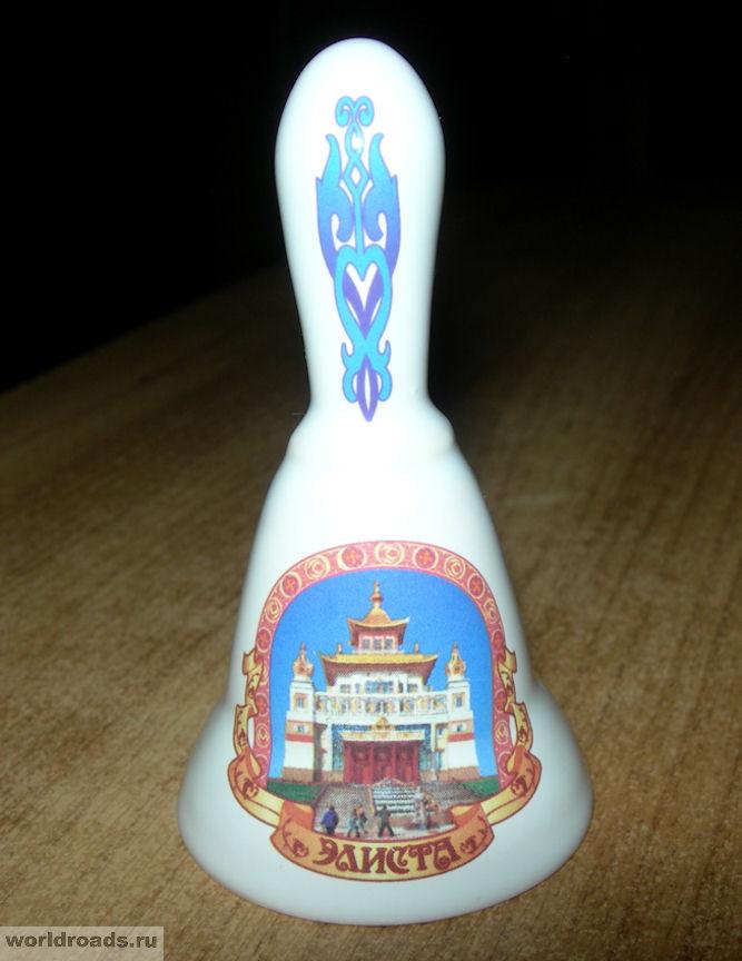 Сувениры из Калмыкии