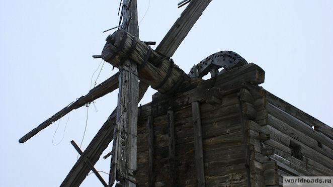 Ветряная мельница Кировский