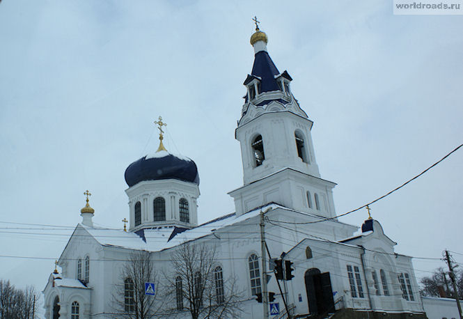 Храм Михаила Архангела Новочеркасск