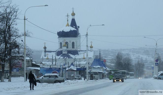 Храм Михаила Архангела в Новочеркасске