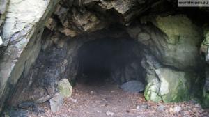 пещера вечной мерзлоты фото