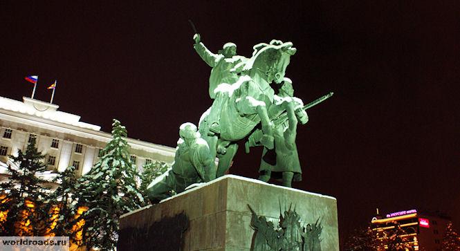Площадь Советов Ростов-на-Дону