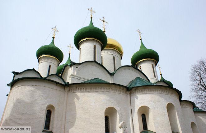 Спасо-Преображенский собор Суздаль