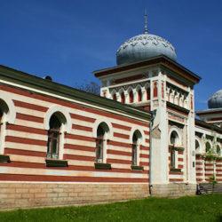 Достопримечательности Железноводска: Ванны Островского