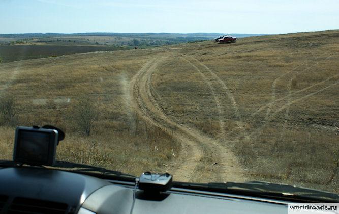 Дорога до Ближних скал