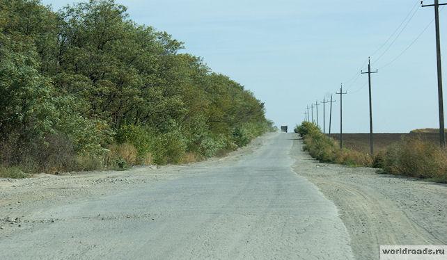 Дорога к Ближним скалам