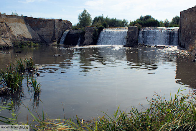 Прохоровская плотина